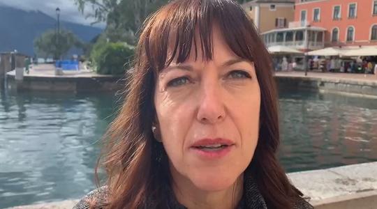 """Cristina Santi eletta a Riva del Garda. """"Ora la priorità è ..."""