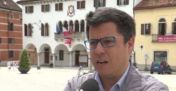 Il Primo Sindaco Di Borgo Valbelluna (Bl