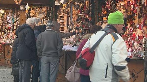 Vipiteno, un mercatino di Natale molto concentrato - video - TGR Bolzano