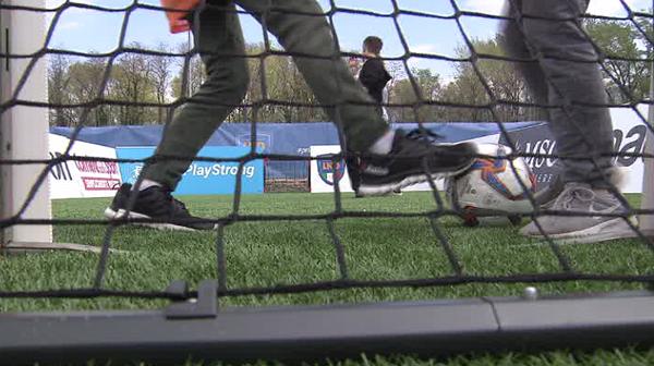 Calcio Per Bambini Bolzano : Calcio bambini in campo a egna per i anni della lega