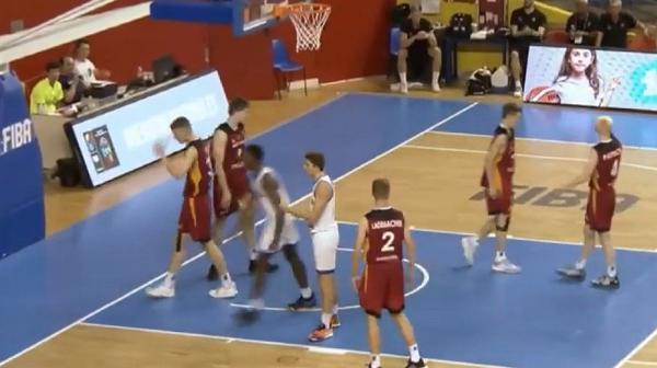 Europei basket u16 - Video e News Rai