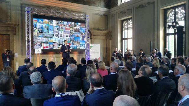 Cdp inaugura nuova sede a Verona