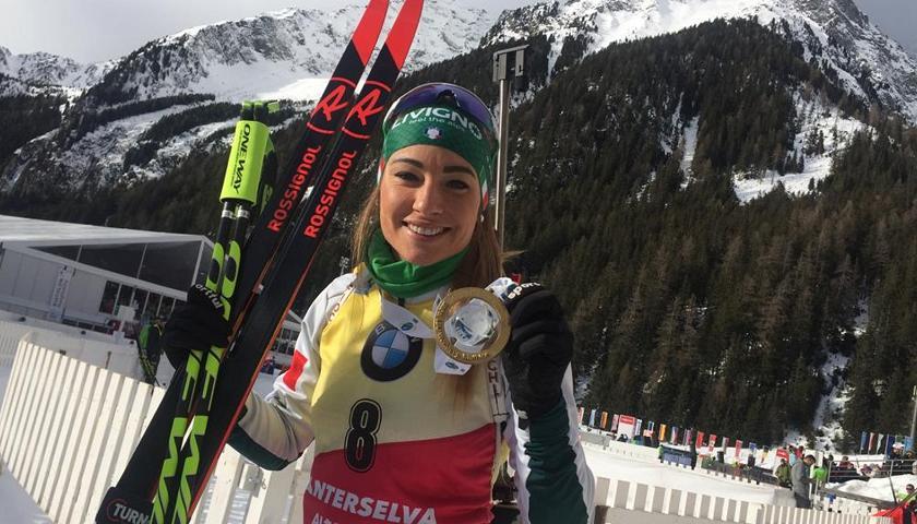 Erster Heimsieg Für Dorothea Wierer In Antholz Articolo Tgr