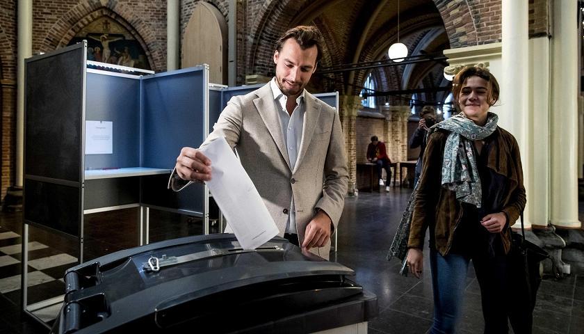 Wahl Holland Prognose