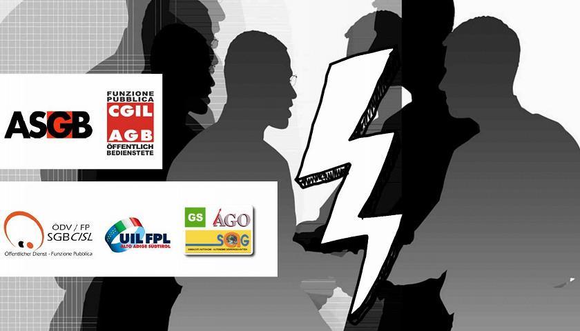 """Gewerkschaften Sagen: """"Basta!"""""""