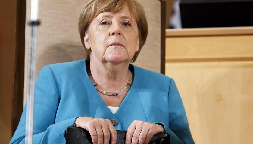 Merkel Stasi Akte