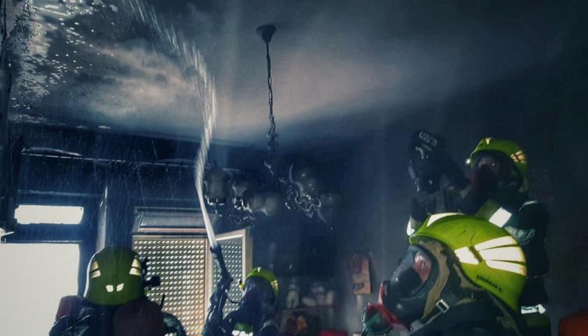 Incendio in appartamento a Merano - Cronaca - TGR Bolzano