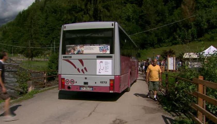 "Da oggi a Rabbi si sale sullo ""Stelvio Bus"" - Cronaca ..."