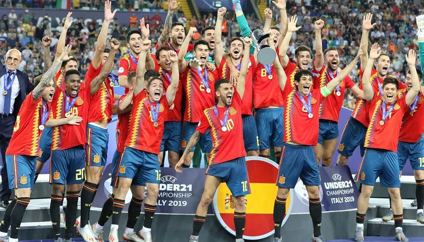 Rekordmeister Spanien