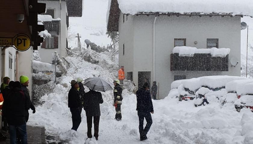 Image result for Maltempo in Val Martello