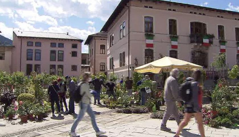 """La primavera """"invade"""" Tarvisio - Società - TGR Friuli ..."""