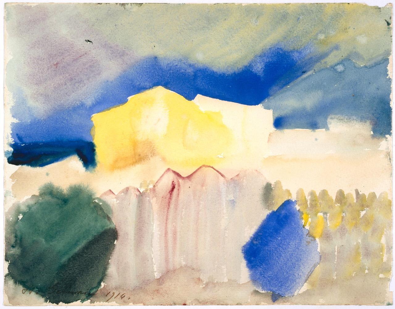 Il viaggio in Tunisia di Klee, Macke e Moilliet che ha cambiato l'arte moderna - Rai News