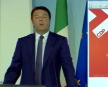 Cdm, al via il decreto 'Sblocca Italia'