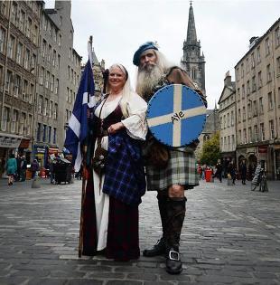 Scozia uk o braveheart dal petrolio alle banche da case for Case estremamente economiche