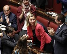 Farnesina, stallo sul nome del successore di Federica Mogherini