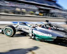 Formula Uno, le Mercedes volano nelle prime prove del GP degli Stati Uniti