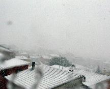 Maltempo, piogge e neve al centro-sud. Rischio frane in montagna