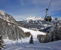 Il maltempo flagella l'Italia: 2 morti. Salvati 200 sciatori bloccati su funivia in Val Gardena