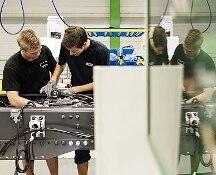 Industria: crescita fatturato agosto al top da 5 anni, +4,1%, su mese ordini +10,2%.
