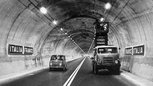 Traforo Monte Bianco, 50 anni fa la sfida impossibile diventò realtà (FOTO)