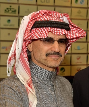 Top Saudi investor inks first major deal since being detained in corruption sweep