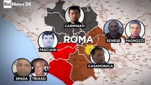 Roma città aperta, tutte le mafie della capitale (video