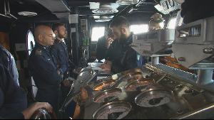 La Marina Militare affina le tecniche di contrasto alla guerra asimmetrica