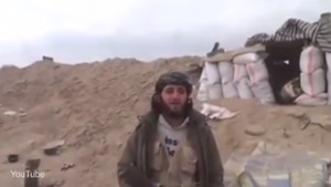 Un combattente islamista è stato ucciso durante la registrazione di un filmato di propaganda (VIDEO)