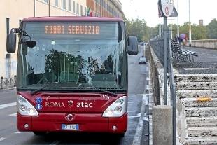 Risultato immagini per tram atac roma rai