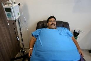 Addio all'uomo più grasso del mondo. Morto in Messico Andres Moreno, pesava oltre 300 kg