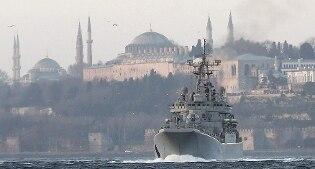 Tensioni Russia-Turchia. Mar Nero, unità navali russe fanno deviare mercantile turco