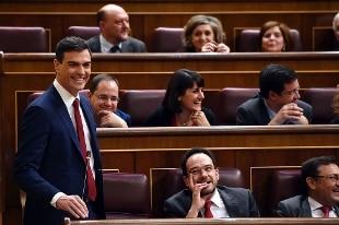 Spagna il parlamento nega di nuovo la fiducia a sanchez for Parlamento rai