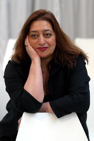 Addio a zaha hadid l 39 archistar irachena che realizz il maxxi di roma rai news - Hadid architetto ...
