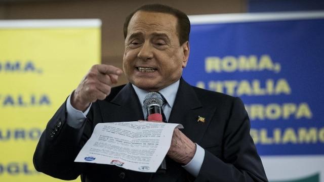 """Berlusconi a Radio anch'io: """"Meloni sindaco? Per lei non sarebbe la scelta giusta"""""""
