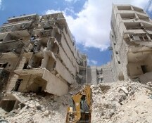 Siria. Media: bombe su 4 ospedali, morto un neonato