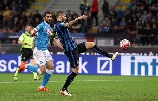 Serie A, Icardi e Brozovic affondano le chance scudetto del Napoli. L'Inter vince 2-0