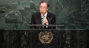 Siria: Ban Ki-moon attacca Assad, nessuno ha fatto più morti