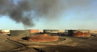 Libia, Haftar avanza nella mezzaluna del petrolio