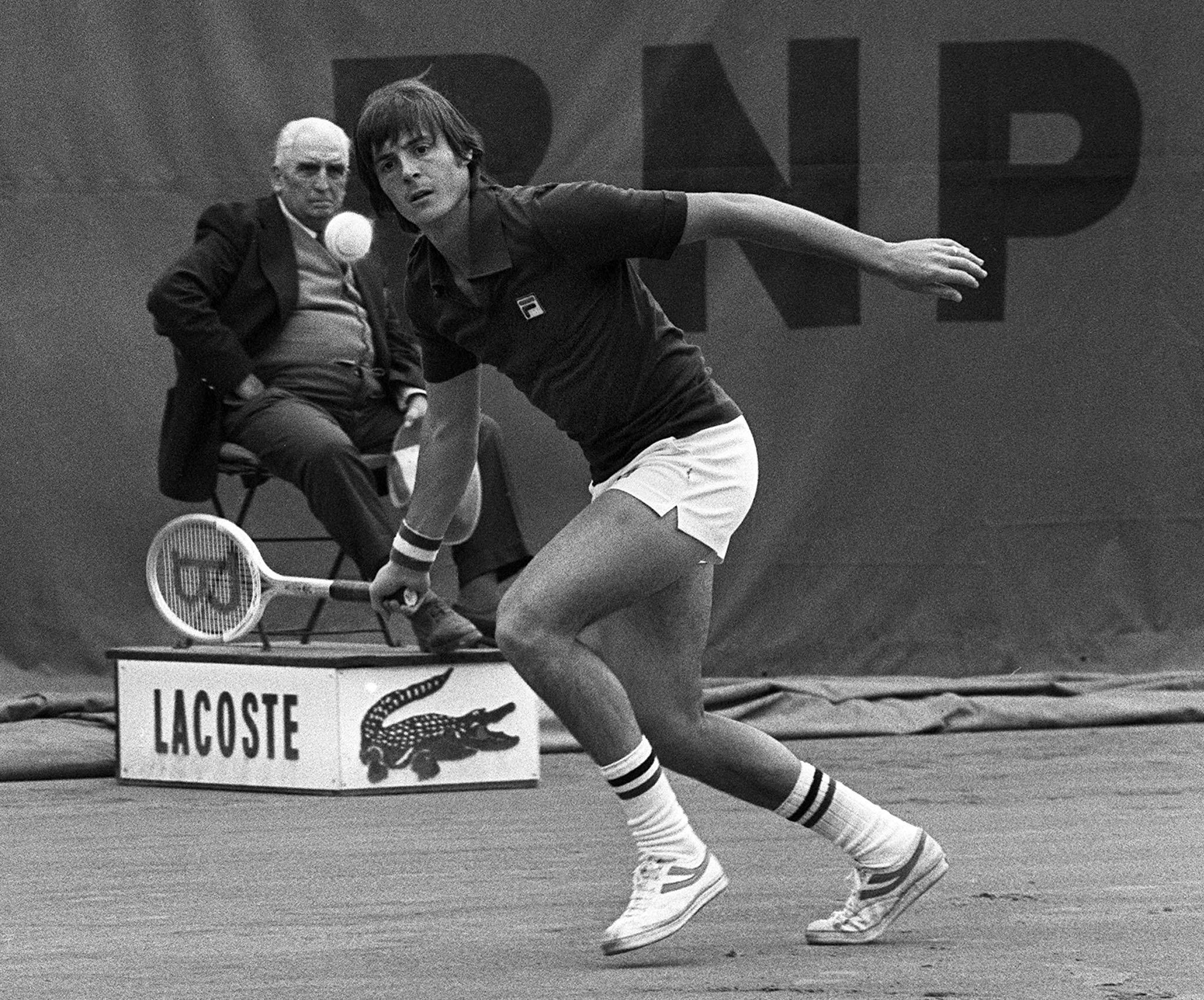 Tennis 40 anni fa il trionfo di Panatta a Roma agli