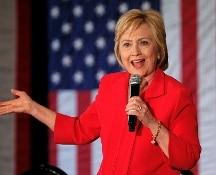 Dipartimento di stato: Hillary Clinton