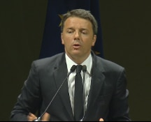 Bagnoli, Renzi: