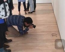 Usa: Lo scherzo di due adolescenti al Moma di San Francisco diventa opera d'arte.