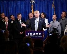 Trump: ho i delegati per la nomination. Clinton? Dimostra cattiva capacità di giudizio