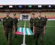 Iniziato in Abkhazia il torneo di calcio degli stati non riconosciuti