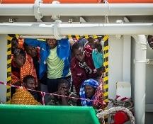 In 26 operazioni salvati 3324 migranti  a largo della Libia