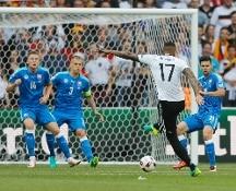 #Euro2016, la Germania fa paura: 3-0 alla Slovacchia