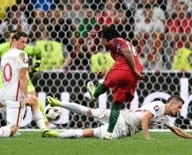 Il Portogallo è la prima semifinalista: Polonia battuta ai rigori
