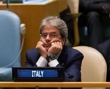 Italia eletta come membro non permanente del Consiglio di Sicurezza dell'Onu