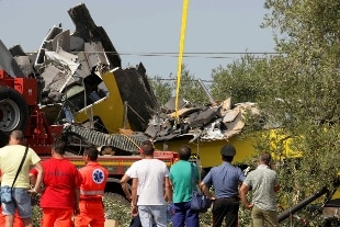 Tragedia in Puglia: l'orrore nel racconto dei sopravvissuti e dei soccorritori
