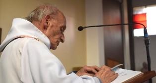 """Papa Francesco ricorda padre Jacques: """"Morto da martire, è beato"""""""